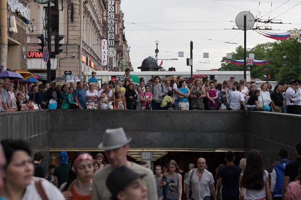 Как отметили День города вПетербурге. Изображение № 20.