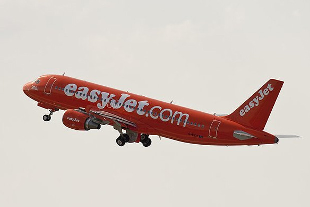 Юбилейный 200-й самолёт Airbus A320 авиакомпании EasyJet. Изображение № 3.