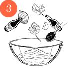Рецепты шефов: Тайские котлетки из сибаса, креветок и кальмаров. Изображение №6.