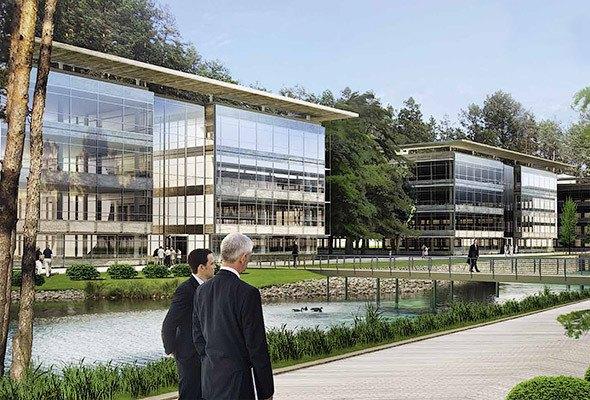 Осенью начнут строить инновационный парк Bionic Hill. Зображення № 5.