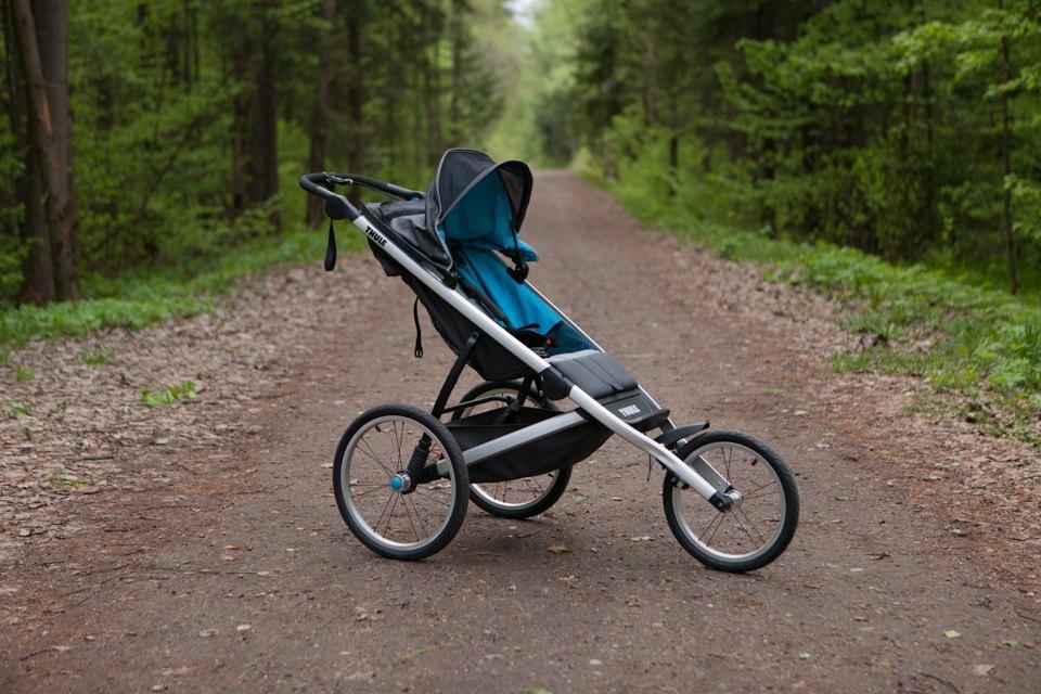 Беги, мама, беги: Тест-драйв детских колясок для бега. Изображение № 26.