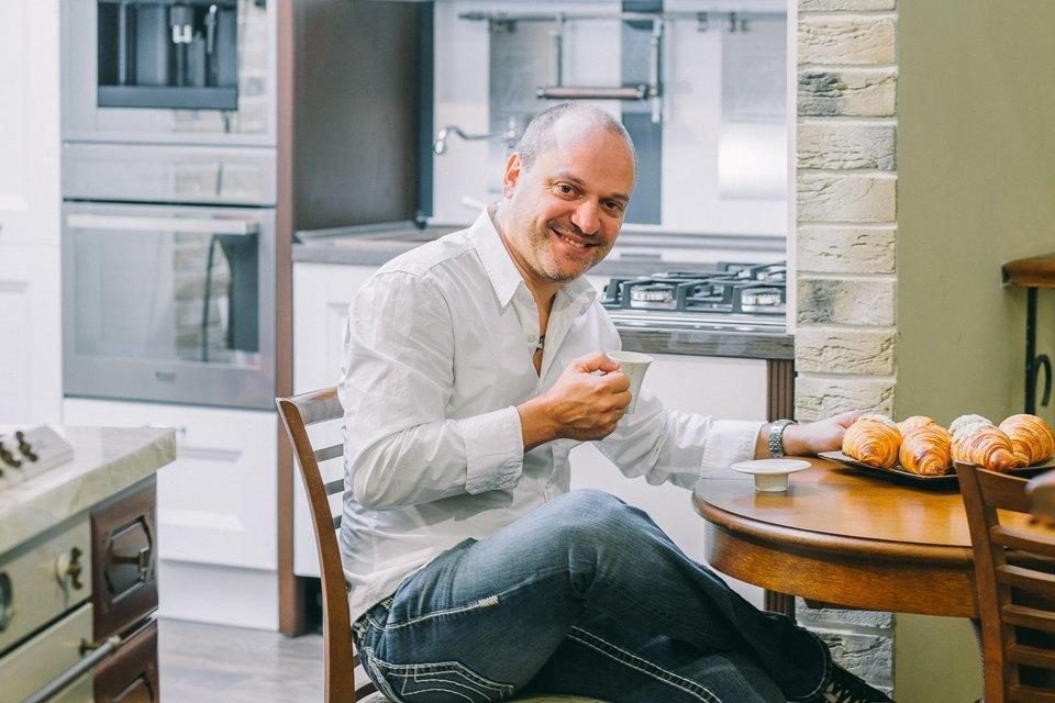 Ефим Кац, сооснователь компании. Изображение № 1.