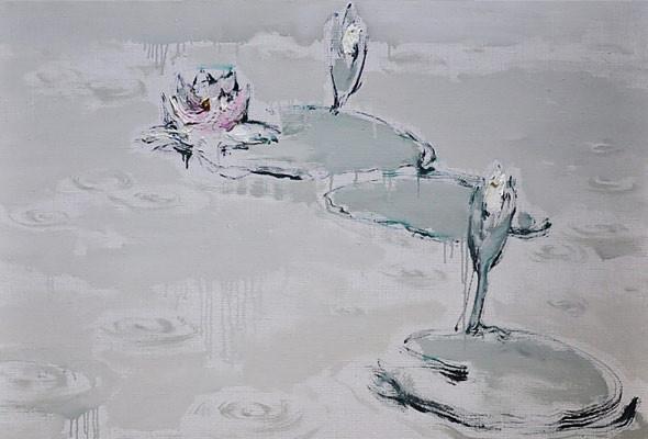 Работы семи современных киевских художников объединили в одной выставке. Изображение № 4.