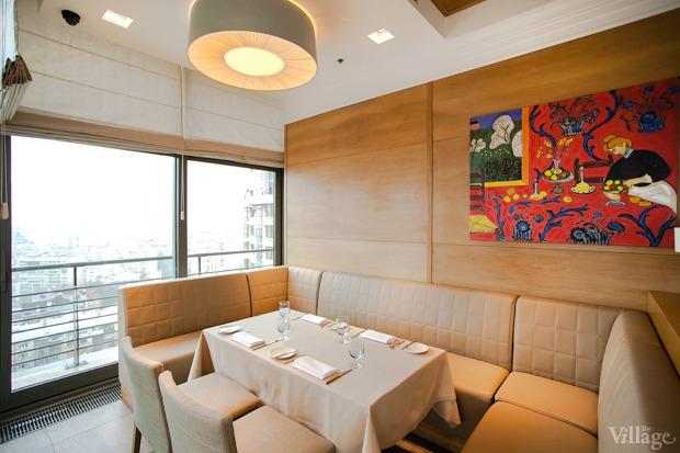 Новое место (Киев): Панорамный ресторан Matisse. Изображение № 1.