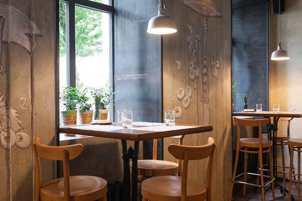 10 кафе, баров иресторанов, открывшихся виюне . Изображение № 4.