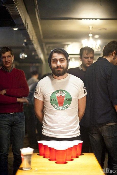 Дали по шарам: Кто игде играет вбир-понг вМоскве. Изображение № 17.