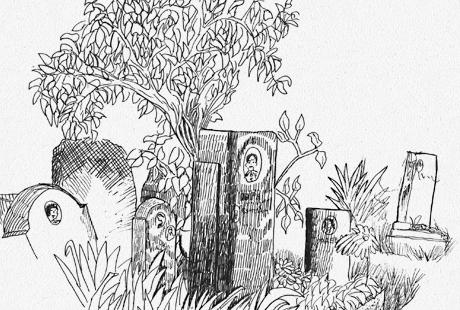 Старое Донское кладбище. Изображение № 9.