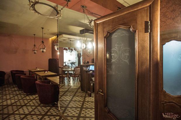Новое место (Киев): Кофейня-пиццерия Scorini Wonderland. Зображення № 5.