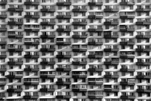 Ручная работа: Открытки микрорайонов Москвы. Изображение № 47.