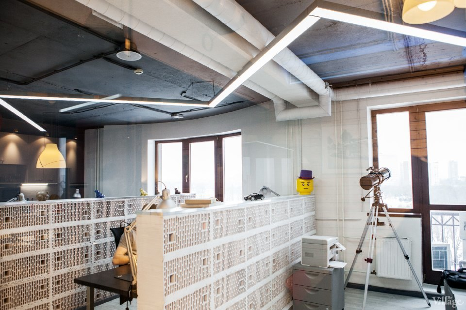 Офис недели (Москва): KrikDesign. Изображение № 11.