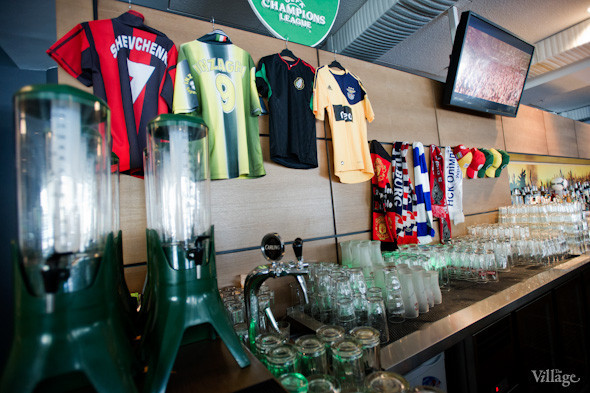 Новое место (Киев): Паб Sport & Beer Olimpiyskiy. Зображення № 18.