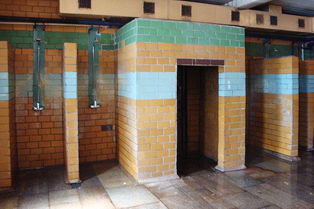 Банный лист: 12 общественных бань Москвы. Изображение № 29.