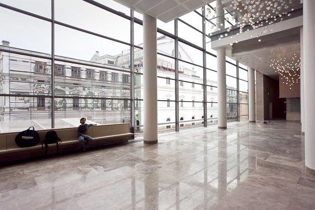 Строиться по одному: 12удачных примеров современной петербургской архитектуры. Изображение № 7.