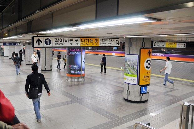 Как метро Нью-Йорка, Мельбурна, Сеула стало безопасным видом транспорта . Изображение № 25.