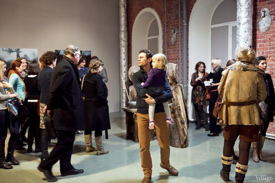 Люди в городе: Первые посетители выставки Icons в Петербурге. Изображение № 16.