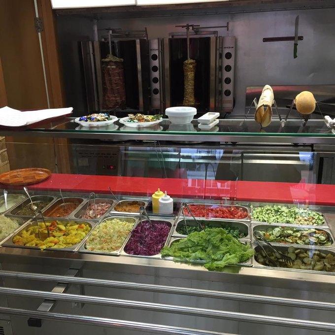 На Рязанском проспекте открылось кафе израильской кухни «Тук-тук». Изображение № 1.