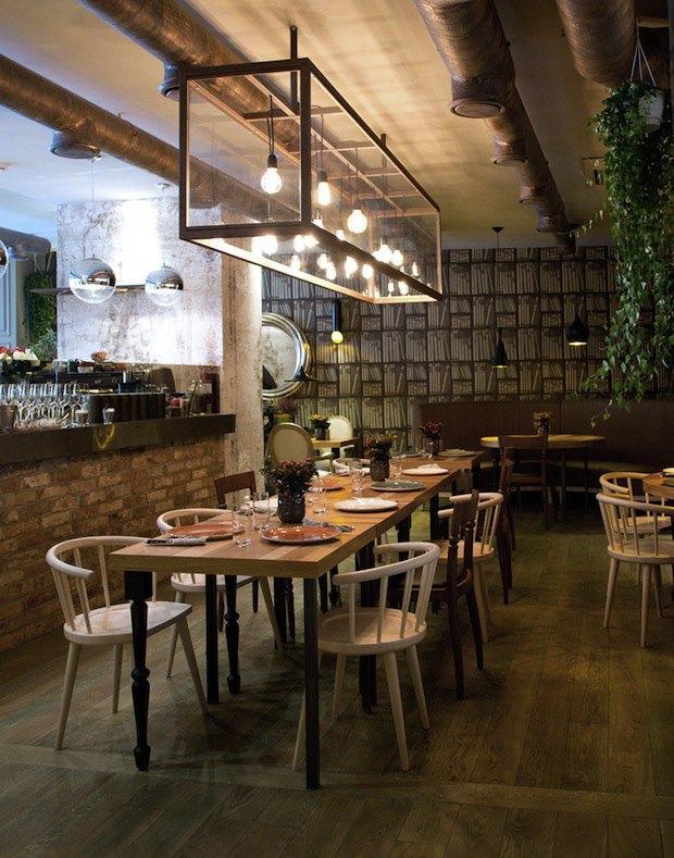 На Покровке открылся ресторан ExtraVirgin. Изображение № 2.