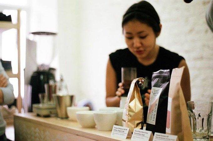 Что такое хорошая кофейня. Изображение № 1.