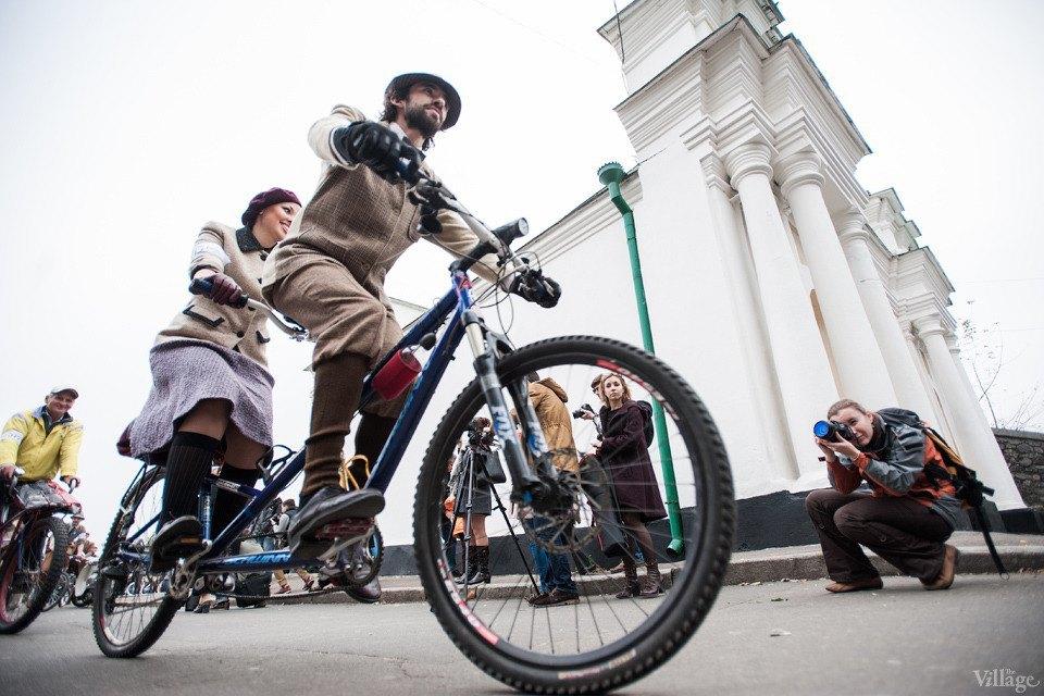 Second Time: В Киеве прошёл второй велокруиз в стиле ретро. Изображение № 20.
