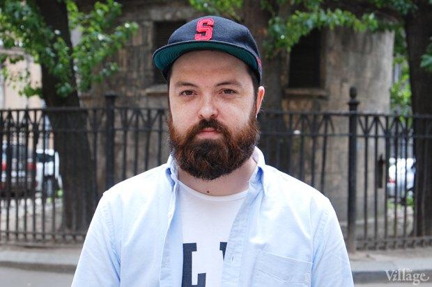 Внешний вид (Петербург): Антон Фадеев, сотрудник Kixbox. Изображение № 5.