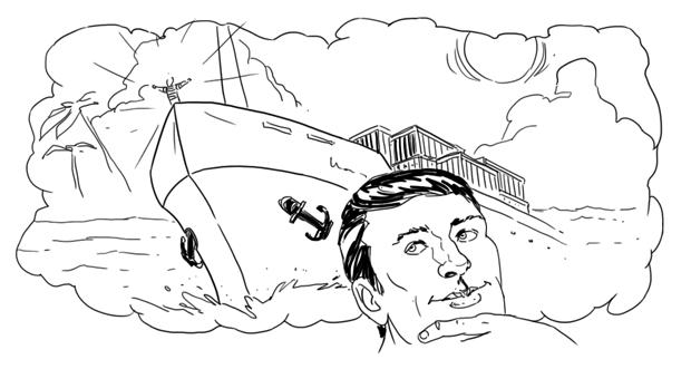 Как всё устроено: Работа моряка. Изображение № 1.