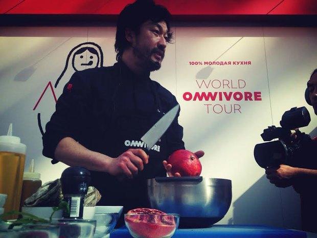 Трансляция Omnivore: Второй день гастрономического фестиваля. Изображение № 25.