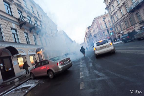 Фоторепортаж: Митинг 5 марта на Исаакиевской площади. Изображение № 29.