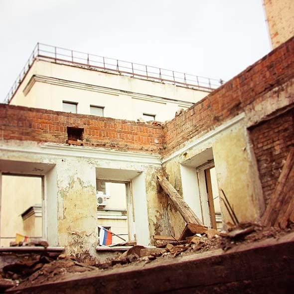 В зоне риска: жилой дом в Большом Козихинском переулке. Изображение № 4.