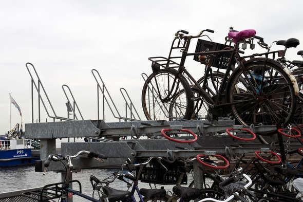 Вело парковка. Изображение № 6.