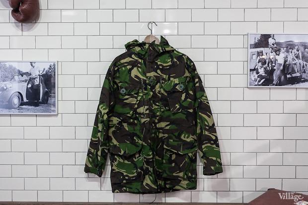 Камуфляжная куртка британской армии — 4 000 рублей. Изображение № 26.