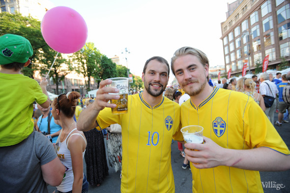По домам: Шведы прощаются с Киевом. Зображення № 14.