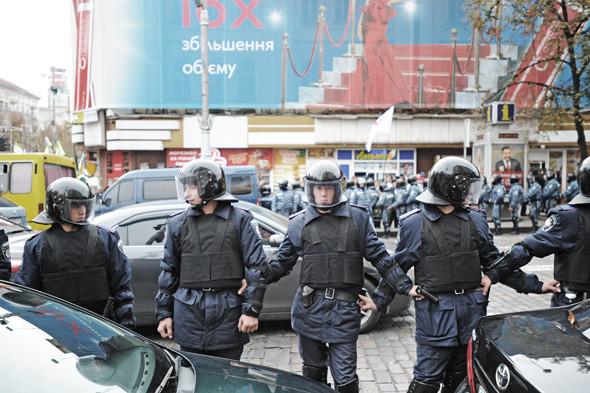 Copwatch: Действия милиции на Крещатике в день оглашения приговора Юлии Тимошенко. Зображення № 11.
