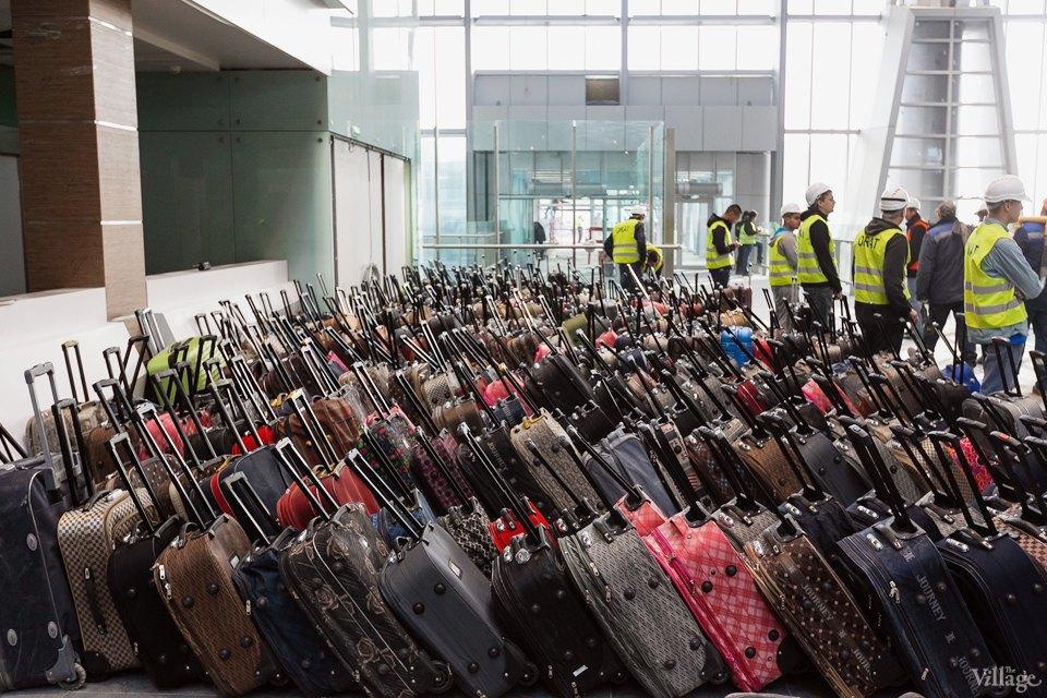 Тест The Village: Как работает новый терминал аэропорта Пулково. Изображение № 17.