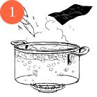 Рецепты шефов: Окрошка встиле Nobu. Изображение №4.