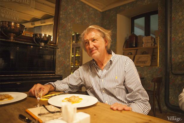 Интервью: Пьер Ганьер о простой еде и своём московском ресторане. Изображение № 3.