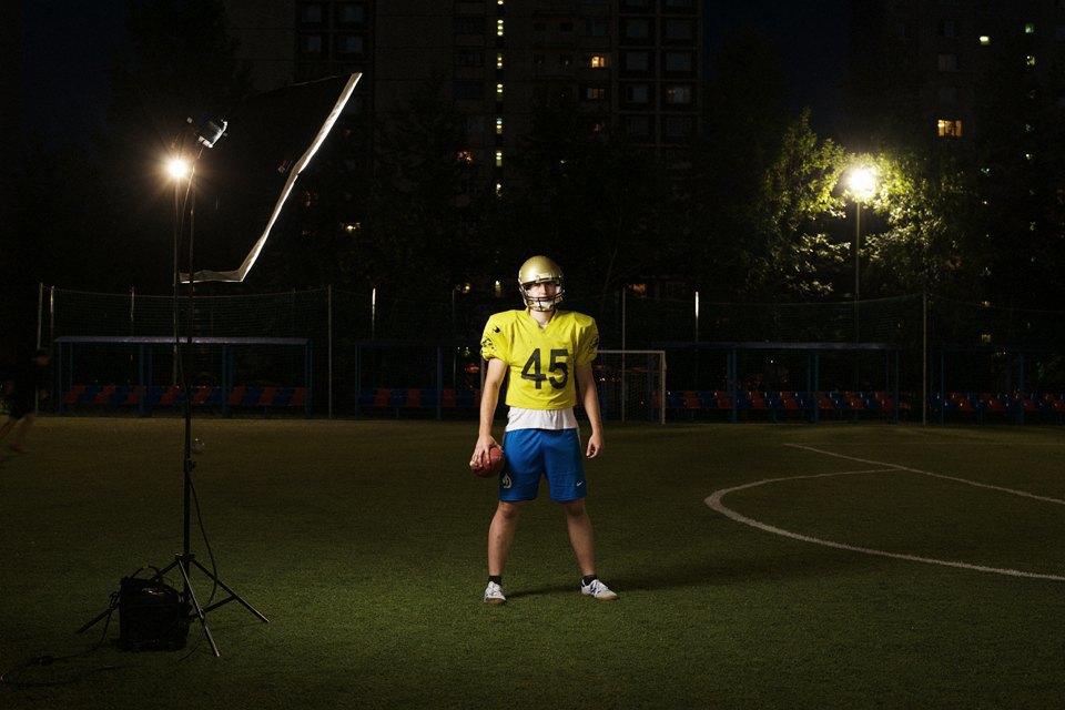 Кто вМоскве играет вамериканский футбол. Изображение № 17.