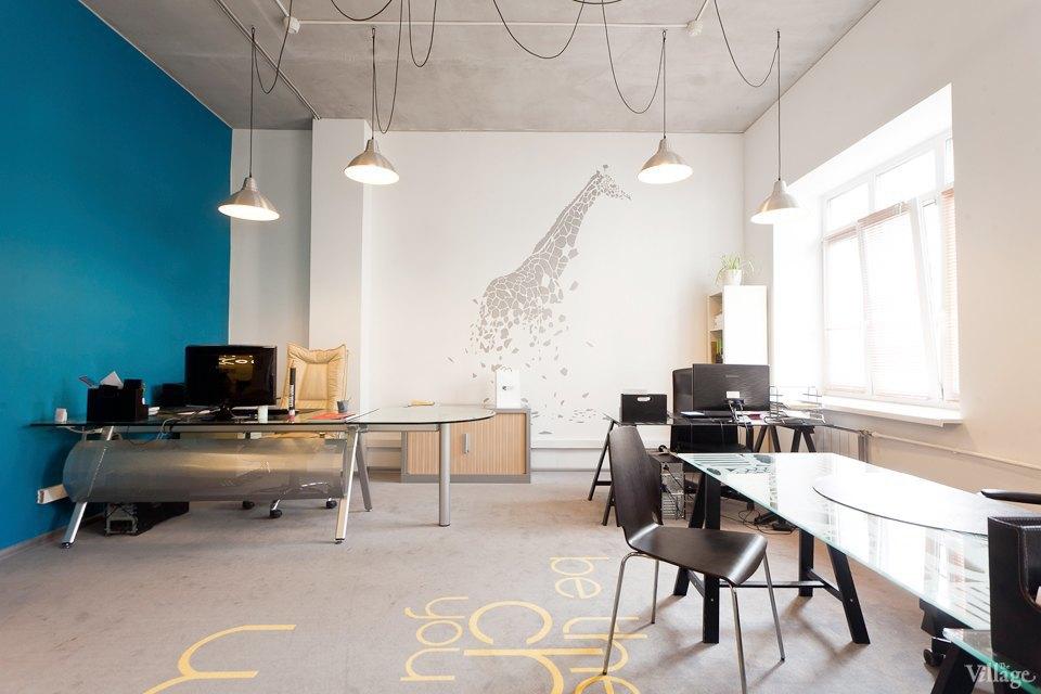 Интерьер недели (Петербург): дизайн-студия Fisheye Design & Architecture. Изображение № 3.