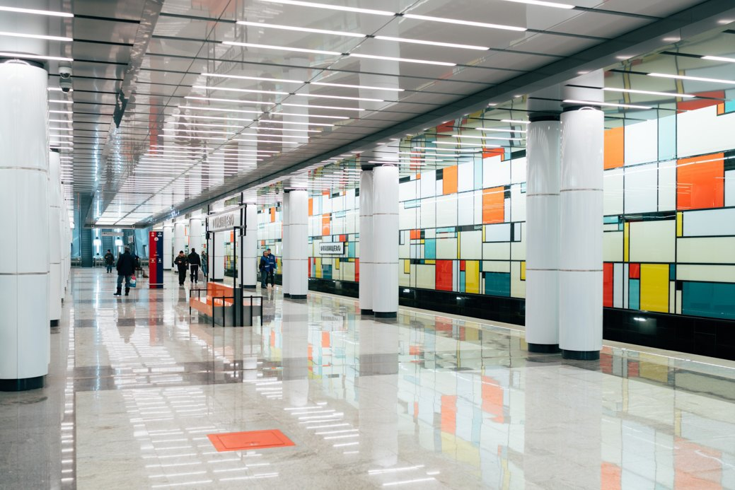 Как устроена новая станция метро «Румянцево». Изображение № 11.