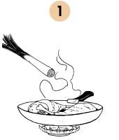 Рецепты шефов: Ризотто с голубем конфит и грибами под вином. Изображение № 6.