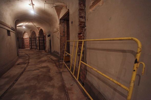 Программа-максимум: Реконструкция Большого театра. Изображение № 10.