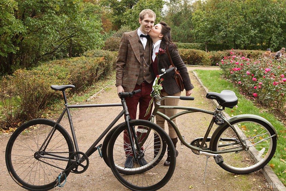 С твидом на город: Участники велопробега Tweed Ride о ретро-вещах. Изображение № 50.