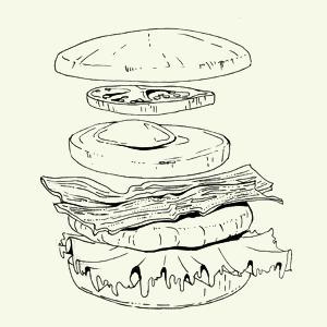Завтракидома: Утренний бургер изкафе TheBurgerBrothers. Изображение № 6.