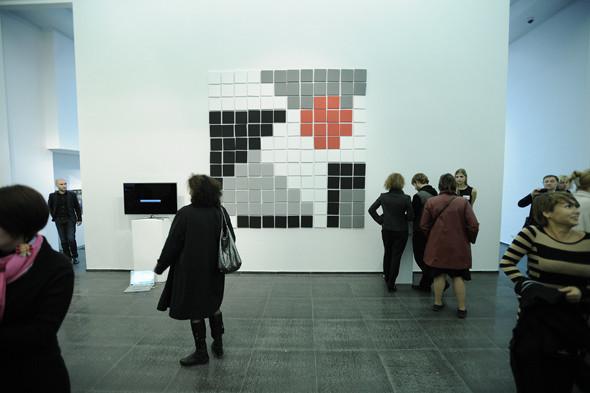 В Центре современного искусства «М17» провели эксперимент с мастерами инсталляций. Изображение № 2.