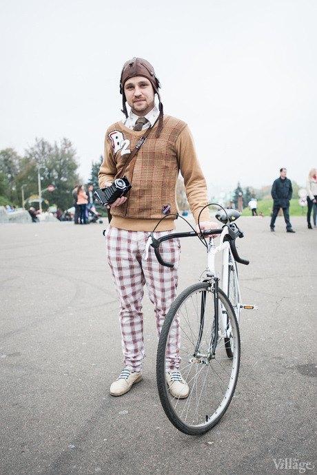 Second Time: В Киеве прошёл второй велокруиз в стиле ретро. Изображение № 34.