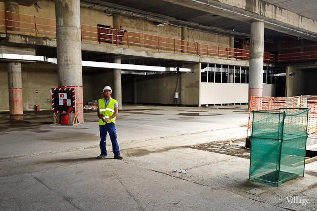 Фоторепортаж: Каким будет новый терминал Пулкова. Изображение № 43.