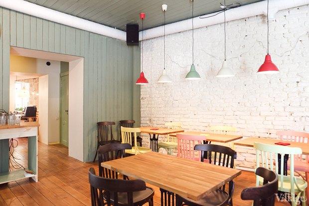 Новое место: Второе вегетарианское кафе «Рада и К». Изображение № 8.