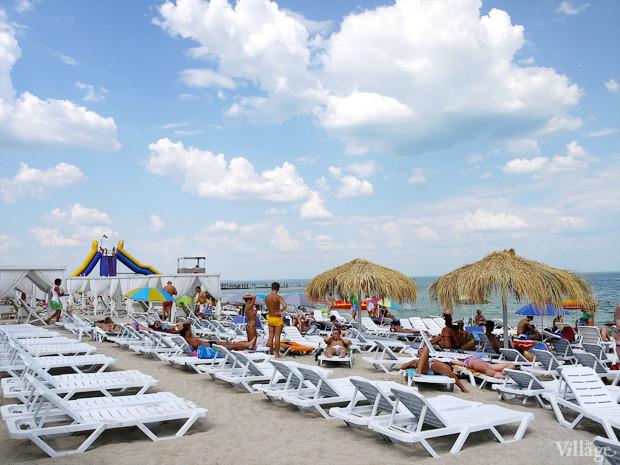 На песке: 5 пляжных клубов Одессы. Зображення № 55.