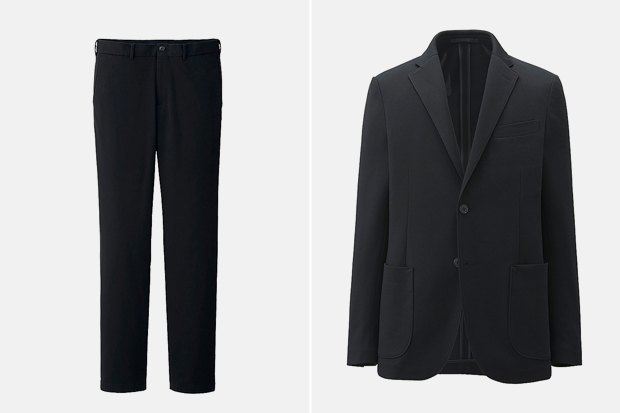 Где купить чёрный костюм: 9 вариантов от5 до45 тысяч рублей. Изображение № 2.