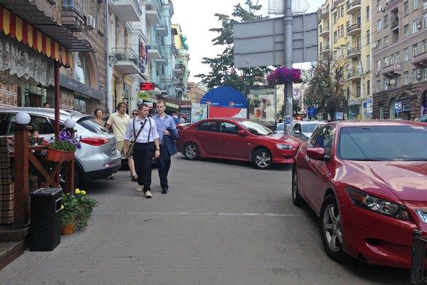 Неровный счёт: Пешеходы против автомобилей. Зображення № 7.