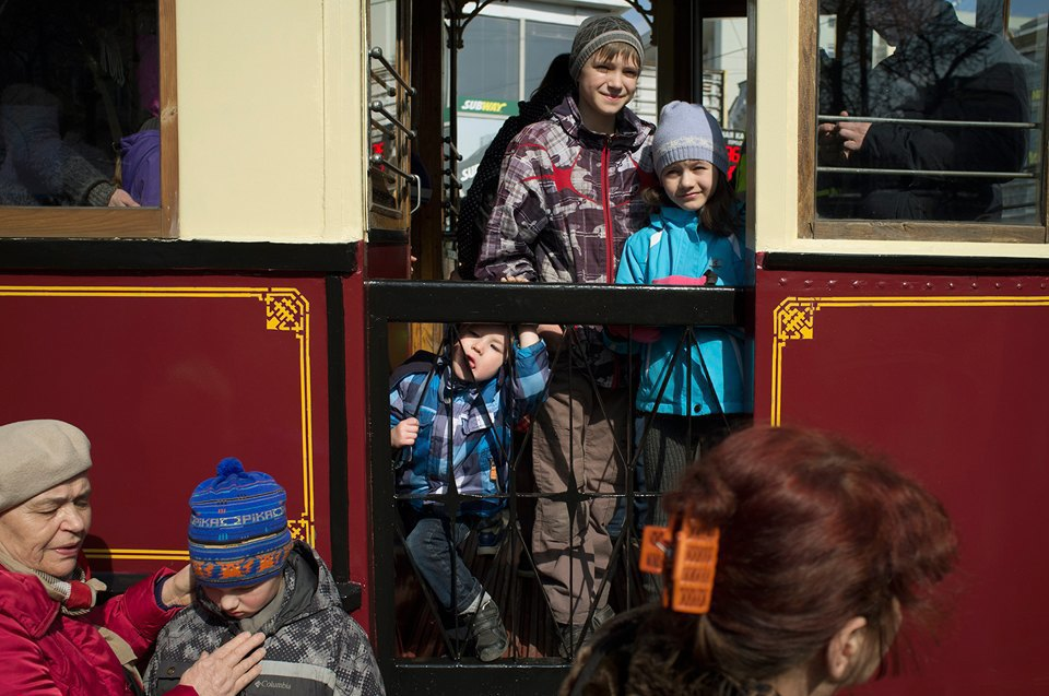 Парад трамваев наЧистыхпрудах. Изображение № 15.